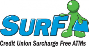 SURF Dude Logo